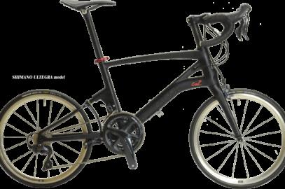 走行性能を犠牲にしない折りたたみ自転車「CARACLE-COZ」