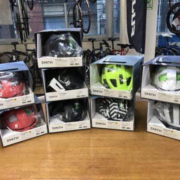 SMITHのヘルメット、カラー・サイズ 多数入荷しました!!