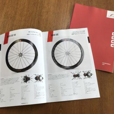 人気のFULCRUM WHEELS 2020 カタログ入荷しました!