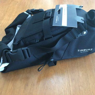 キャンペーンの目玉商品~TIMBUK2 SONOMA SEAT PACK