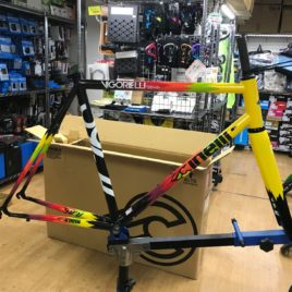cinelli VIGORELLI Road<フレームセット>Lサイズ