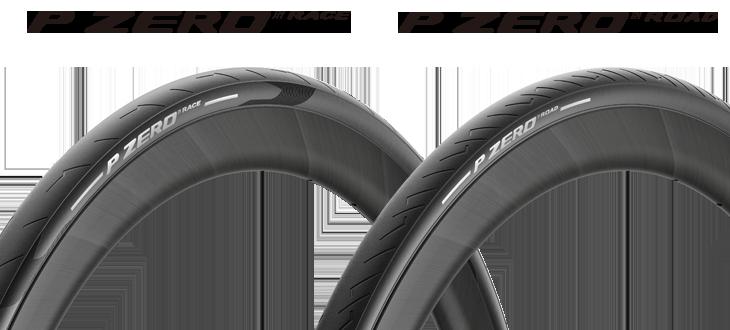 PIRELLI  2つの新しいレーシング&パフォーマンスWOタイヤ